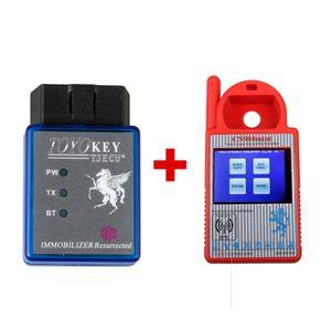 Mini CN900 Transponder Key Programmer Plus TOYO Key OBD II Key Pro para 4C 46 4D 48 G H Chips