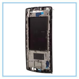 Quadro Oriente Original Frente Faceplate moldura da caixa com adesivo para LG G4 H815 H818