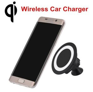 Sanheshun 2 in1 Qi caricatore wireless dock da 360 gradi con supporto per telefono girevole professionale su cellulare