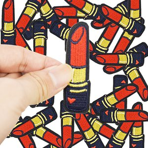 Patch fai da te per abbigliamento ferro ricamato patch applique ferro su patch accessori per cucire adesivi distintivo per borsa vestiti DZ135