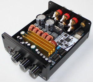 Freeshipping TPA3116 2.1 класс D TPA3116 NE5532 цифровой усилитель мощности 50 Вт + 50 Вт+100 Вт аудио усилитель Bluetooth