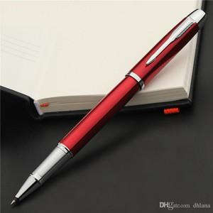 Бесплатная доставка IM Parker Roller Ball Pen новинка канцелярские высокое качество гелевая ручка школа поставщиков подпись шариковые ручки для быстрого написания