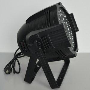 Spedizione gratuita Due anni di garanzia DMX Event Stage Lighting Par 24x10W RGBW 4in1 RGBW LED Stage Par