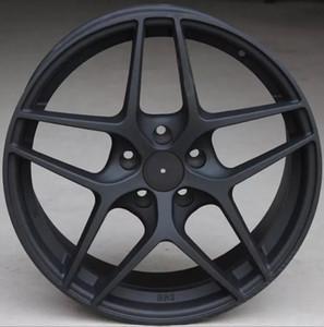 jante nouvel alliage alliage roues de pièces d'automobiles de conception F1 18inch 5x112 5x120 5x114.3 pour Benz AUDI HONDA TOYOTA TE37, HRE ROTIFORM TUV