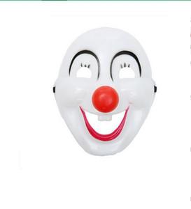 Frete Grátis Joker Palhaço Traje Máscara Assustador Mal Máscara de Palhaço Assustador de Dia Das Bruxas