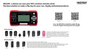 2017new good Origianl KEYDIY URG200 Remote Maker: la mejor herramienta para el mundo del control remoto La misma función con el KD900 Remote Maker