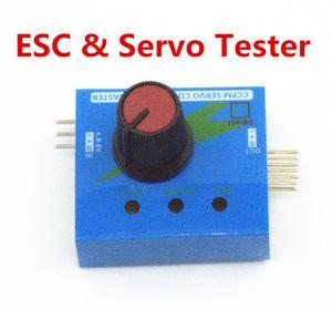 Contrôleur principal de cohérence de servo ESC / CCPM pour le mètre d'avion d'avion d'hélicoptère de voiture d'avion de rc