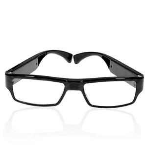 Full HD Glasses mini macchina fotografica Macchina fotografica No Hole 1080P Eyewear Mini DV carta di Portable Video Recorder per occhiali di TF di sostegno