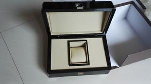 presente de madeira feito sob encomenda de luxo caixa de relógio original da marca na promoção dos relógios de pulso da loja da embalagem, venda por atacadoCustomize o preço de fábrica da hora das caixas