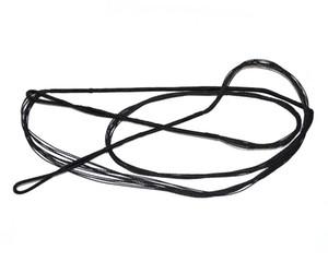 Multi-tamaño Archery BowString para el reemplazo Caza recurrente tradicional Bow String Color negro Archery Bow Accessary Envío gratis