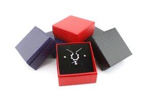 도매 쥬얼리 케이스 전시 마분지 목걸이 귀걸이 반지 팔찌 박스 세트 스폰지와 저렴한 판매 선물 상자 무료 배송