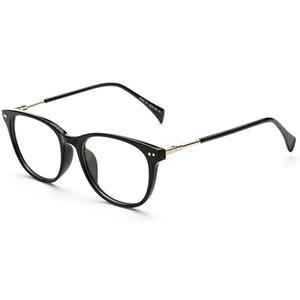 Рамки для очков для мужчин глаз очки женщин оправ Мужские Optical Мода дамы Очистить очки унисекс дизайнер очки кадр 8C1J22