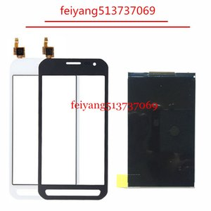 1Set For Samsung Galaxy Xcover 3 SM-G388F G388 G388F Touch Screen Digitizer Glass Sensor + LCD Display Panel