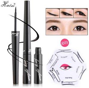 HaLu Hot Professional Ultimate Black Liquid Long-lasting Waterproof Eyeliner Pencil Pen Nice Eye Makeup Cosmetic Tools