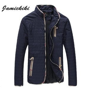 Wholesale- Plus Size XXXXXXL Mens Downs and Parkas 2016 Latest Mens  Winter Cotton Jacket Top Quality Parka Mens Overcoat