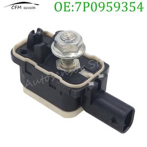 Nuovo di zecca 7P0959354 sensore di collisione sensore di impatto sensore di collisione airbag per VW AUDI 7P0 959 354
