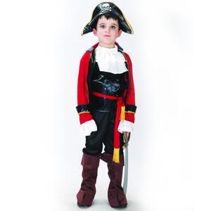 Shanghai Story Bambini costume cosplay pirata gioco di ruolo costume ragazzi vestiti da festa costumi di Natale per bambini