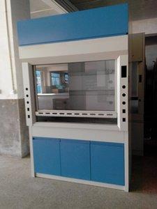 Tutte le mobili commerciali in acciaio tipo integrati da laboratorio di laboratorio di laboratorio 5 piedi con cappuccio di laboratorio standard con certificato CE