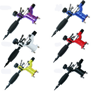 Mode Dragonfly Rotary Tattoo Machine Shader et Liner Assortiment de Tatouage Gun Motor Kits Supply pour les artistes
