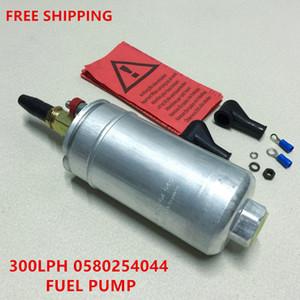 E85 de alta calidad 0580254044 300LPH High Performance Bomba de combustible Flujo de potencia 0580 254 044 Bomba de combustible 0580254044 para Porsche 911 918