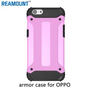 80 pcs Hybrid Armor cas pour OPPO R9 R9S Marque TPU PC couvre Pour OPPO A37 A39 Cas Silicone Dur difficile double couche Coque Accessoires