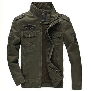 Mejor chaqueta ALEMÁN EJÉRCITO CLÁSICO PARKA MILITAR COMBATE MENS CHAQUETA Ejército de los hombres uniforme de combate Abrigo chaqueta hombre