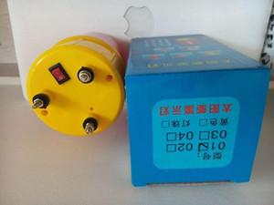 태양 교통 경고등, 스트로브 조명, 실외 조명 LED 방수 구조 바리케이드, 신호등