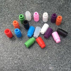 510 sous-marin Silicone Mouthpiece Cover Conseils de goutte à goutte de silicium Jetables Test de caoutchouc coloré DripTips pour Pour Atlantis Subtank Mini Nano