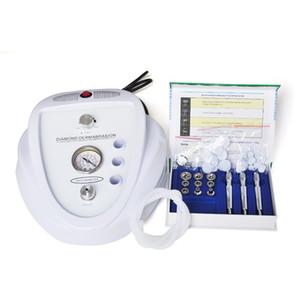 Алмазный пилинг машина вакуумная чистка лица Уход за кожей главная салон красоты Оборудование Dermabrasion электрический прибор моющее средство инструмент