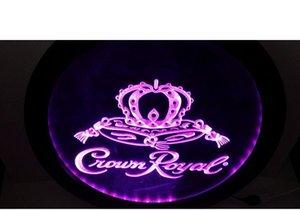 Crown Royal RGB führte MultiColor, das Neonlichtzeichen der Bierkneipe mit Funksteuerung