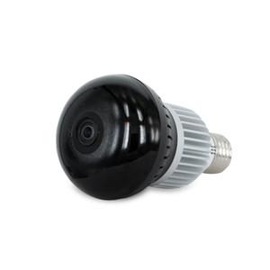 360도 WIFI P2P 램프 전구 IP 카메라 3D 비전 네트워크 파노라마 카메라 홈 보안 스마트 카메라 양방향 통신 Nanny Cam