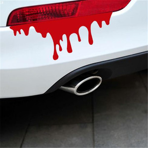 Toptan Serin araba Tampon Çıkartmaları yaratıcı Araba Etiketler Çıkartmaları oto kuyruk işık sticker oto vücut dekorasyon atp235