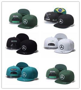 Оптовая продажа мотоциклетных шапок шапки Мотоцикл 3D YAMAHA Вышитая F1 Racing Cap Мужчины Женщины Snapback Caps Rossi VR46 Бейсболка Racing