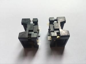 Enplas IC TEST SOKET OTS-8 (20) -1.27-01 SOP8PIN 1.27 MM SOKET PAZARLI YAKA