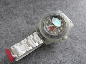 Versão V9 melhor qualidade 40mm 114060 sem data sem data sub automático 2836 homens assistir cerâmica moldura safira cristal relógio de pulso N fábrica