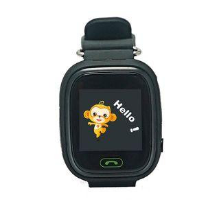 Q90 GPS Tracking reloj Pantalla táctil ubicación WIFI Smart Watch Niños SOS Call Finder Tracker para niños Safe GPS reloj Q50 Q60