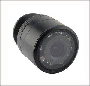 HD LED Waterproof Rearview Car Camera PZ402 1 4 CMOS DC 12V IP67 Night Vision 28MM 170 Degree 600TVL Post
