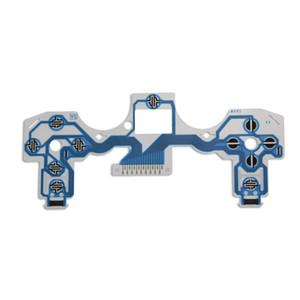 Orijinal Yeni İletken Film Flex kablo Tuş Takımı PlayStation 4 PS4 CONTROLLER Joypad için Onarım Bölüm 10 adet / grup