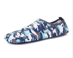 24 couleur plongée nager baskets randonnée sandales d'eau nageant chaussures plongée sneaker pantoufles hommes aqua chaussures de pêche randonnée plus la taille