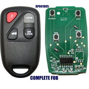 La nueva llegada 4 botones de coches 313.8MHz sin llave llave de control remoto para Mazda 6 2003-2006 AUP_407