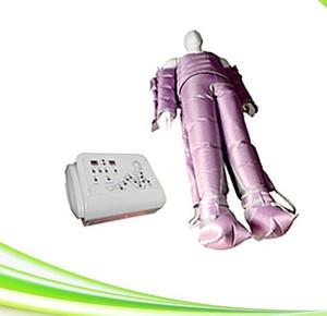 drenaje linfático de la terapia de presión del cuerpo del aire portátil que adelgaza la máquina de la terapia de la presión de aire