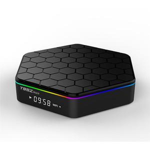 الأصلي T95Z زائد 2GB 16GB AMLogic نوع S912 الروبوت 7.1 TV صندوق الثماني الأساسية 2.4G / 5G WIFI BT4.0 4K