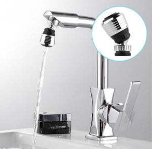 Wholesale- 360 Rotate 회전 수도꼭지 노즐 필터 어댑터 Water Saving Tap Aerator Diffuser 고품질의 주방 용품