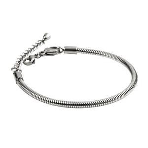 2019 Topraklar 925 ayar gümüş el zincir damga orijinal logo charm kalp CZ boncuk fit DIY bilezikler kadınlar için pulsera takı