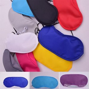 New Sleep Mask Eye Mask Shade Nap Cover Blindfold Sleeping Sleep Rest Travel Eye mask Fashion Free Shipping 1952-2