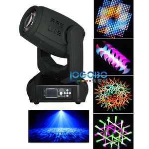 Sharpy 10R Beam 280w Zoom Stage Moving Head Spot Light with Gobos، 2 Prism and Touch Touch for Disco، Ballroom، KTV، Bar، Club Stage