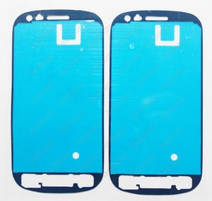 Pre-Cut 3M Adhesive Glue Sticker Tape for Samsung Galaxy S3 S4 S5 Note 2 Note 3 Note 4 Front Housing Frame