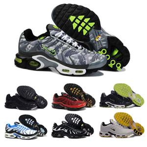 Новые кроссовки Мужская обувь TN продает как горячие топы Мода Увеличенная вентиляция Повседневная обувь Кроссовки Обувь, Бесплатная доставка