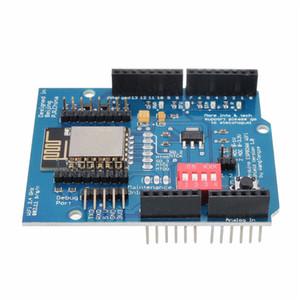 Freeshipping ESP8266 Arduino UNO R3 회로 용 ESP-12E UART WIFI 무선 개발 보드 70 x 60 x 20 mm 보드 모듈