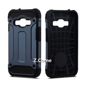 Slim armure hybride robuste Heavy Duty Case Cover Protector pour antichocs Samsung Galaxy Emerge J7 J727 J3 2017 C9 Pro J1 mini-J1mini Prime